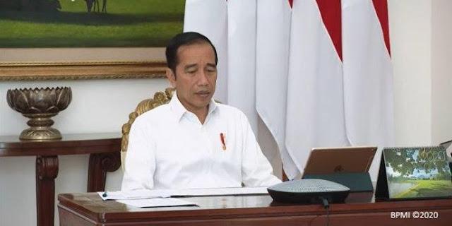 Jokowi Membuat Opsi Mudik Libur Nasional Hari Raya Diganti Hari Lain