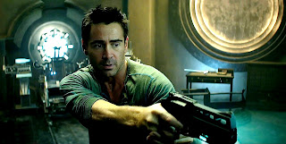 Total Recall Colin Farrell remake