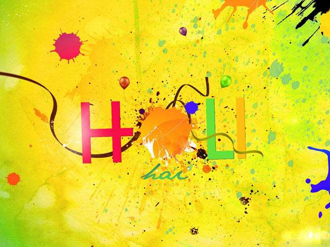 Happy Holi Messages SMS