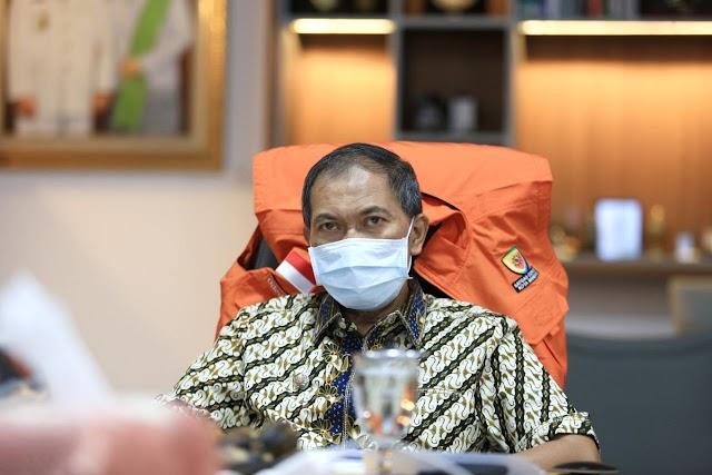 Kasus Covid-19 Dan BOR Turun, Wali Kota Bandung Ajak Warga Tetap Disiplin Prokes