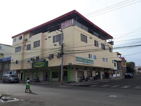 Hotel Pacifico Centro