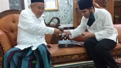 Dari Istighotsah ke-7 di Ponpes Amanatul Ummah: Wagub Emil Dardak Datang Minta Doa Ulama