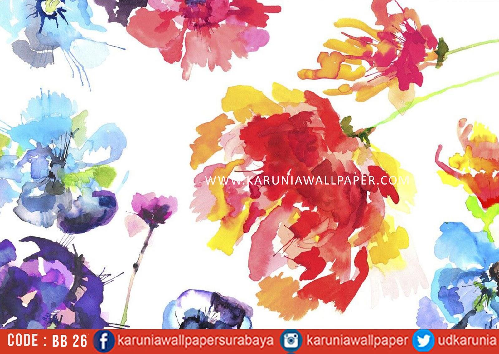 jual wallpaper dekorasi dinding foto ilustrasi