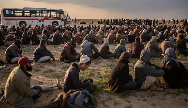 پیلانهك ژ بوی سهرهلدانا داعش و گروپین چهكداری د ههبونێ دایه