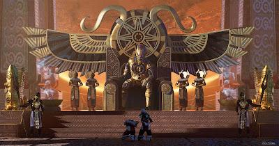 Enki - l'epico dio dell'acqua mesopotamica che salvò l'umanità