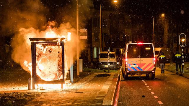 بإستثناء المنتدى.. النواب يدينون الاضطرابات والعنف في مختلف المدن الهولندية