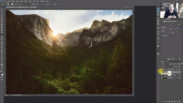 How to Make the Cinematic Matte Effect in Photoshop