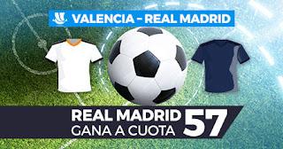 Paston Megacuota supercopa españa Real Madrid gana Valencia 8-1-2020