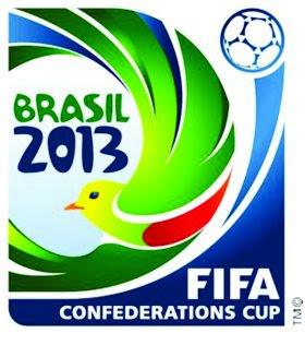 Logo da Copa das Confederações Fifa 2013