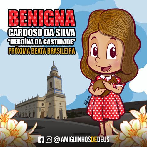 Benigna Cardoso da Silva desenho