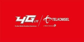 cara daftar paket unlimited telkomsel 4G