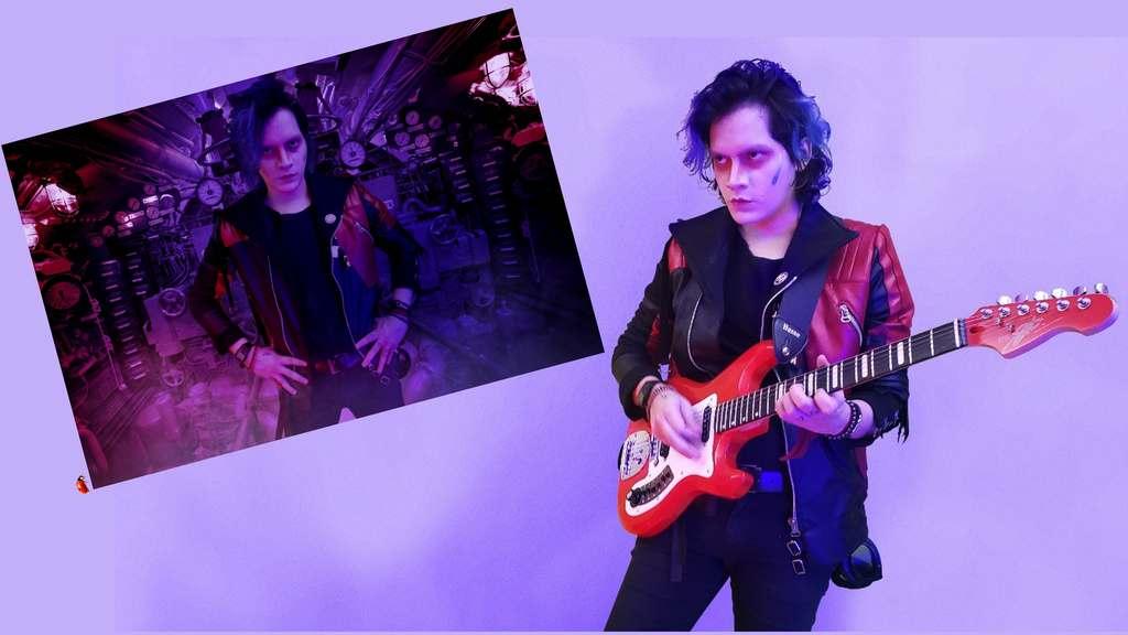 """A apresentação """"holográfica"""" chamada """"H3 Concert Simulator"""" traz duas faixas do EP """"Blast Off!"""" (2020), do SKIPP is DEAD, em uma live session gravada à distância"""