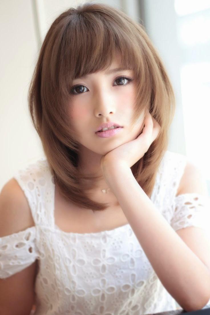 Model Rambut Pendek Wanita Jepang - Model Rambut Terbaru