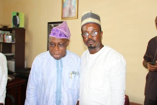 Report On Osun State 2018 Governorship Aspirant Meeting With Nigeria Ex President