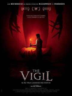 The Vigil [2020] [NTSC/DVDR- Custom HD] Ingles, Subtitulos Español Latino