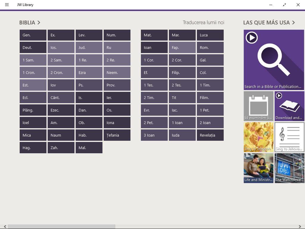 Collection of Jw Para Windows | Jw Library 11 3 Descargar ...