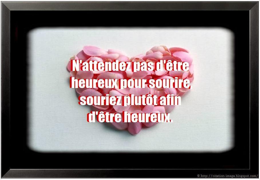 Citation Amour Heureux Courte