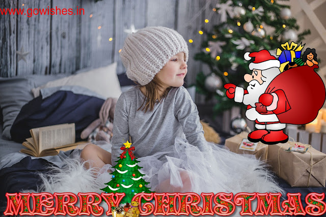 Merry Christmas Images baby child 2019