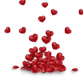 imagenes de amor animadas con brillo para ver gratis, de ositos y corazones con mensajes