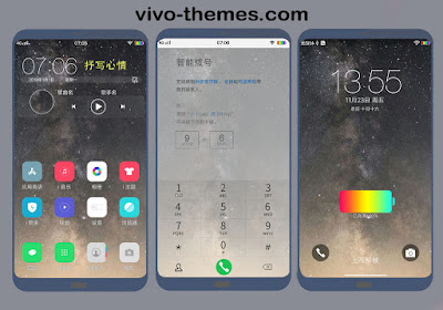 √ Samsung Theme Store App For Vivo Android - vivo-themes com