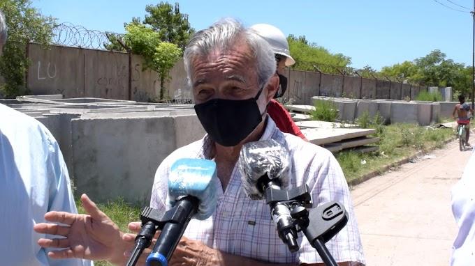 """Obras por la Cascada:""""Estamos analizando reemplazar el Puente""""; expresó el secretario de Hidrica Provincial en VGG"""