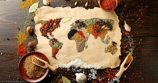7 Destinations for Food Traveling