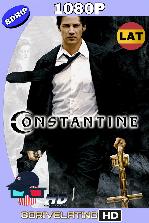 Constantine (2005) BDRip 1080p (Latino-Inglés) MKV