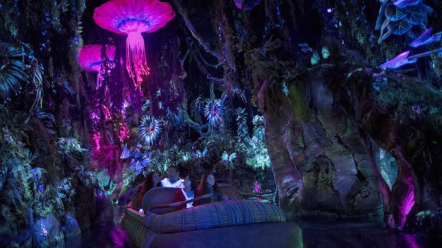Disney, Walt Disney World Resort, WDW, Disney's Animal Kingdom, 潘朵拉阿凡達的世界, Pandora The World of Avatar