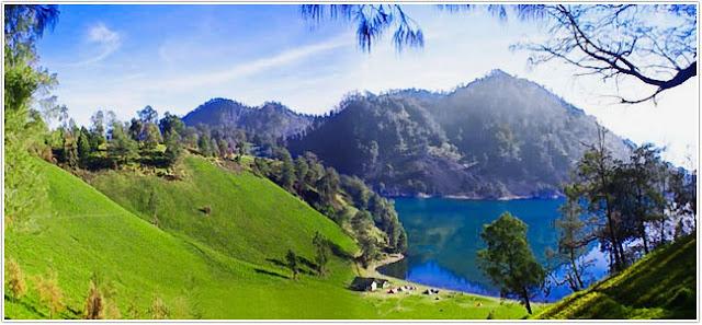 Ranu Kumbolo;10 Top Destinasi Wisata Lumajang