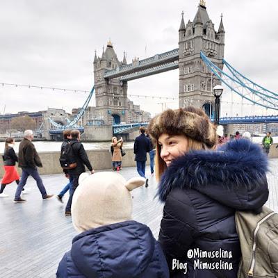 Vuelo con bebés y  niños consejos visita Londres con niños blog mimuselina