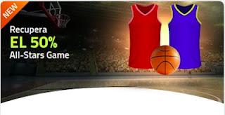 Luckia promo All Star NBA 2021