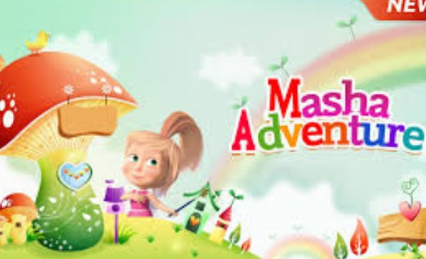 Puzzles Masha, Bear and animals. Apk Free on Android Game Download
