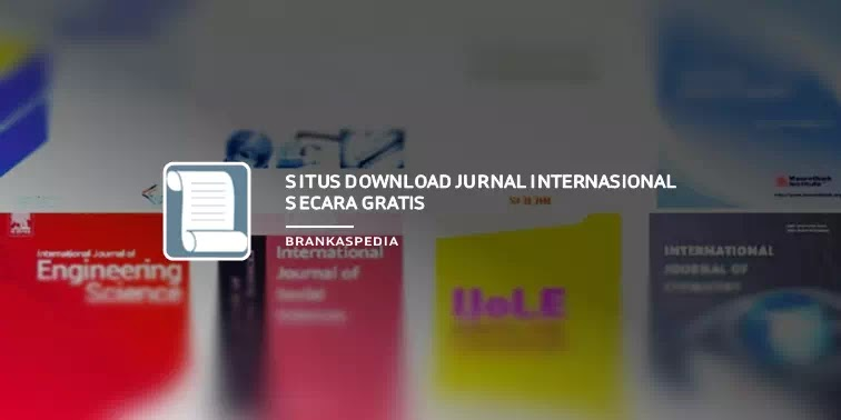 Situs Download Jurnal Internasional Gratis