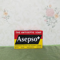 The Antiseptic Soal Asepso+