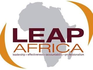 Leap Africa school2work programme
