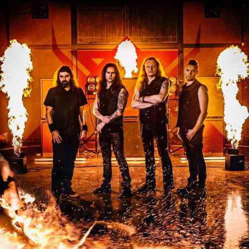 "FIREWIND: Video για το νέο single ""Rising Fire"""