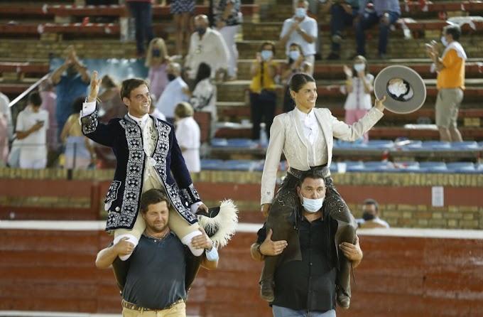 Francisco Palha triunfa ao lado de Lea Vicens em Huelva