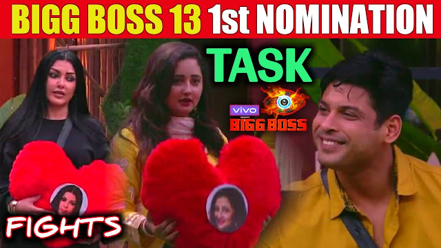 Bigg Boss 13 Day 2 NOMINATION:: 'Dil, Dosti & Dhoka', First Nominations Create Drama In BB 13 House