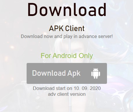 Jam Rilis APK Advance Server Free Fire September 2020