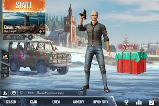 review update terbaru game pubg mobile