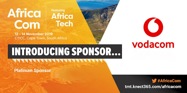 Top 7 Reasons to Visit #AfricaCom in 2019 @Connects_Africa #ConnectingAfrica