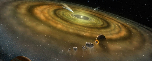 New Researchers have Just Added a Next Dimension to the Early Chemistry of the Solar System