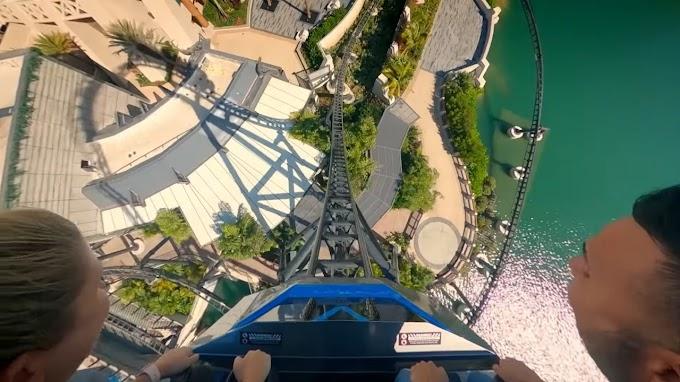 Universal Orlando Resort inaugura oficialmente a VelociCoaster - Atualização 13