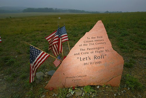 lets roll 9-11 memorial stone image
