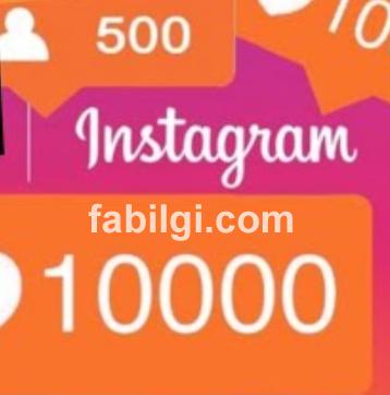 Instagram Get Likes Uygulaması Dakikada Takipçi Hilesi 2021