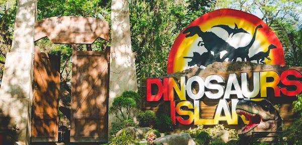DINOSAURS ISLAND DAY TRIPS FROM MANILA TOURS NEAR METRO MANILA