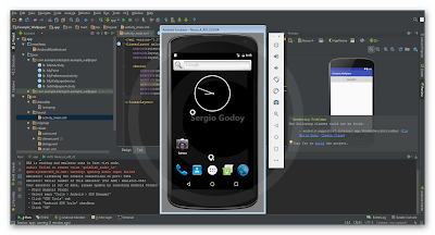 Android Studio - Wallpaper
