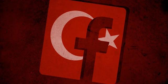Χαστούκι του Facebook στην Τουρκία!