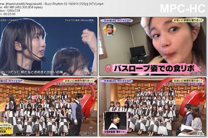 Nogizaka46 - Buzz Rhythm 02 190913 (NTV)