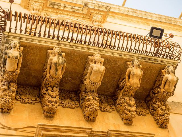 Noto - Palazzo Nicolaci di Villadorata ©ValeriaDeRiso
